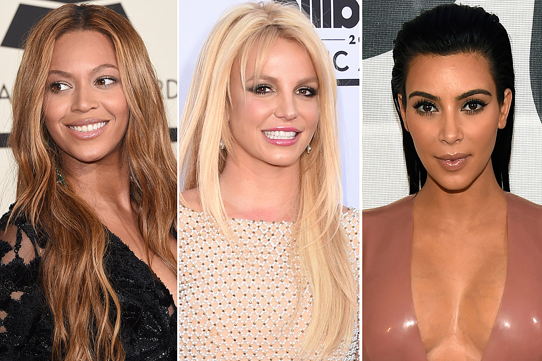 beyonce britney kim more honor dads on fathers day