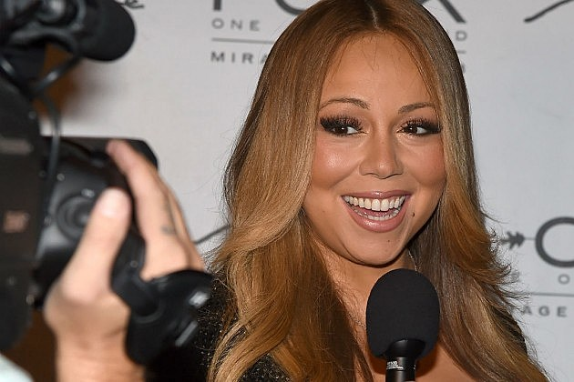 Mariah Carey Getting Star On Hollywood Walk of Fame (Doesn't Have One ... Mariah Carey