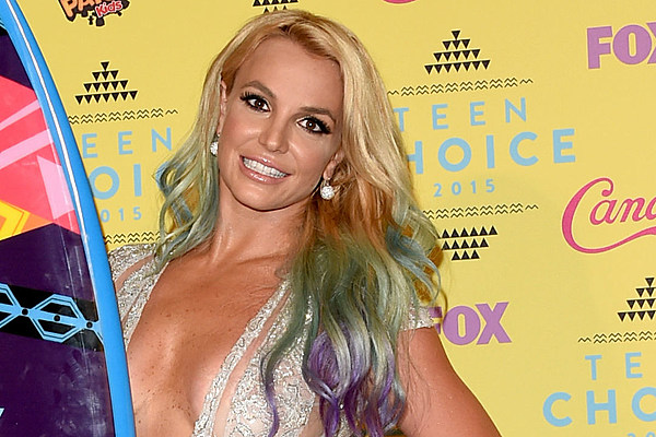 Britney wants to be a pornstar 4