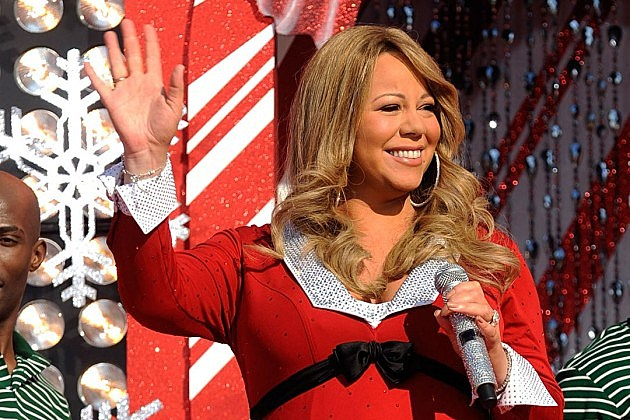 Mariah Carey is Publishing an 'All I Want For Christmas' Book
