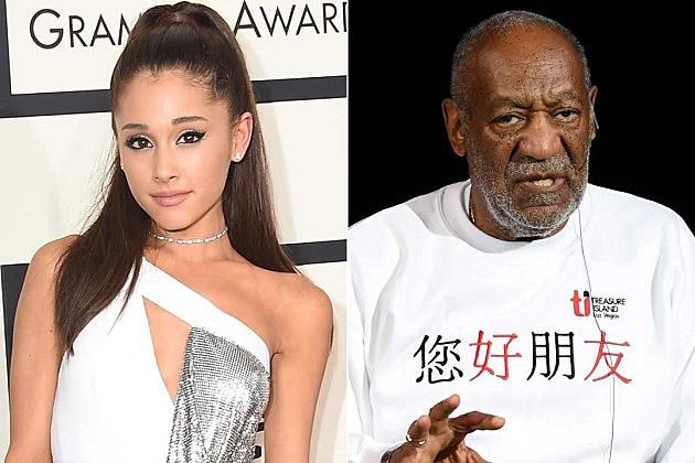 Ariana Grande Bill Cosby
