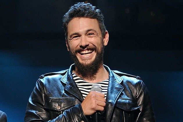 "James Franco wears so many hats. He's a "" hot and amazing ..."