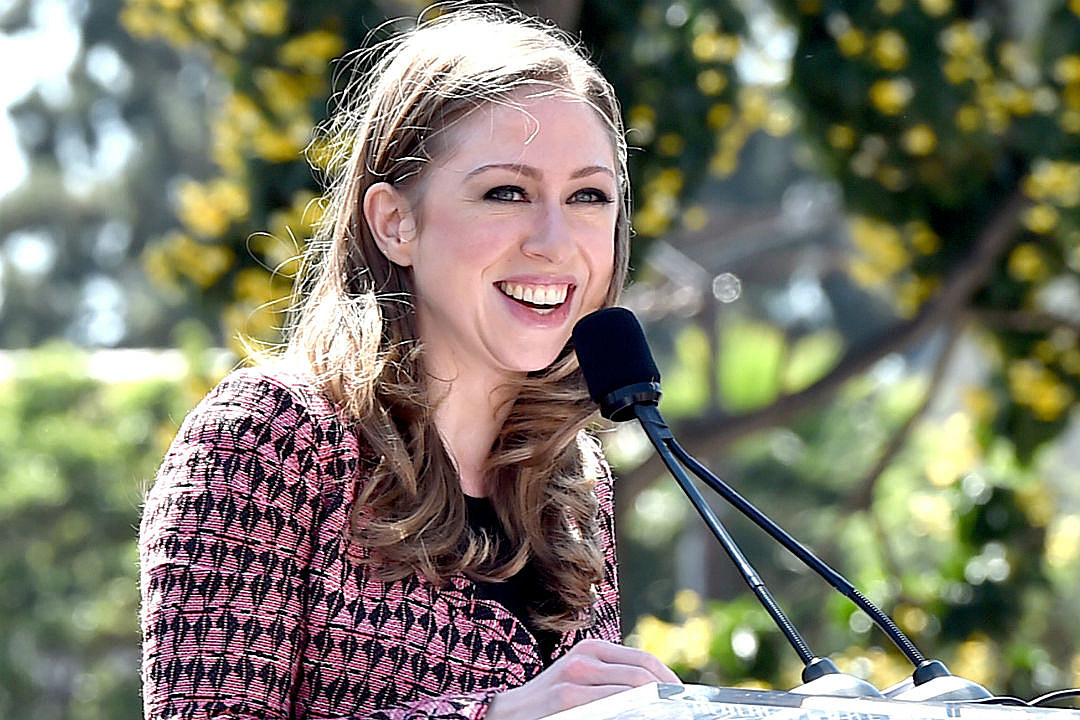 Kanye West  Future Presidential Candidate  Has A Surprising Political Supporter ChelseaClinton jpg