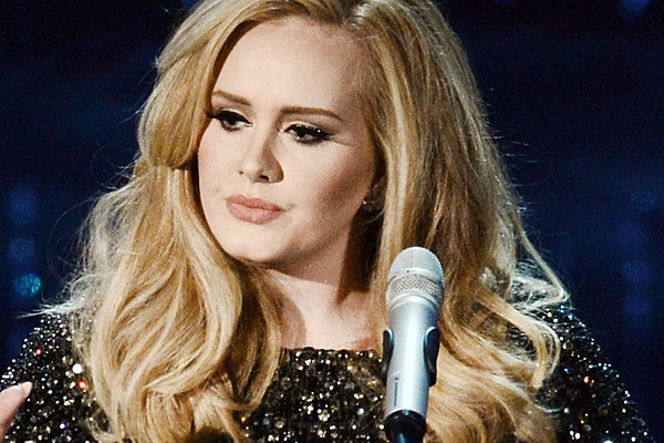 Adele Announces New Album, '25,' In Twitter Diary Entry