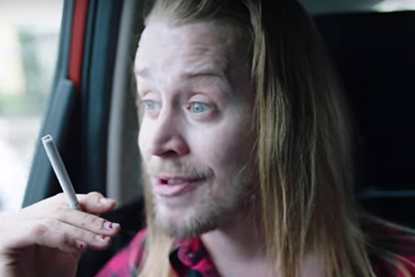 Uber Black Car List >> Kevin from 'Home Alone' Is A Chainsmoking Uber Driver Now