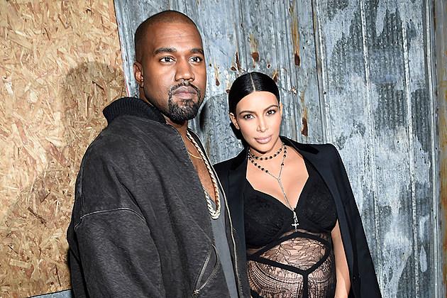 Kanye West / Kim Kardashian