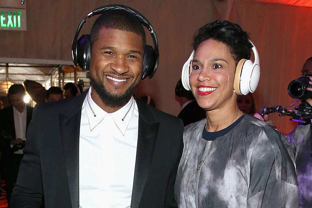 Usher / Grace Miguel
