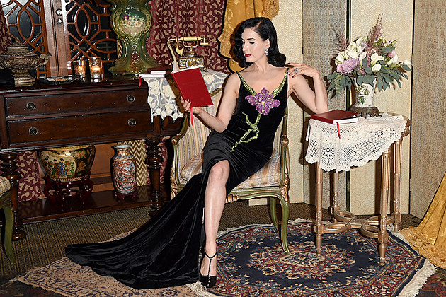 Dita Von Teese Is Releasing A Sexy Valentine S Day