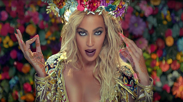 beyonce 'hymn for the weekend'