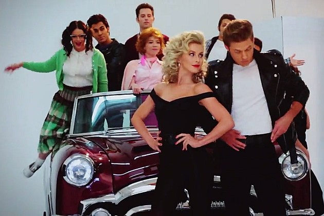 Twitter @GoGrease