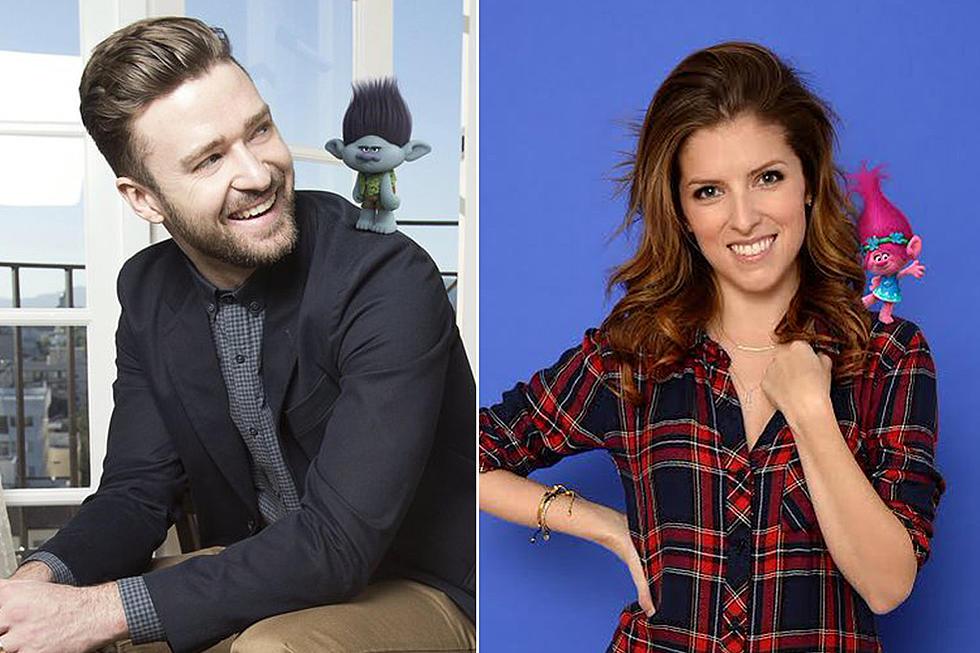 Justin Timberlake Anna Kendrick Reveal Their Trolls Alter Egos