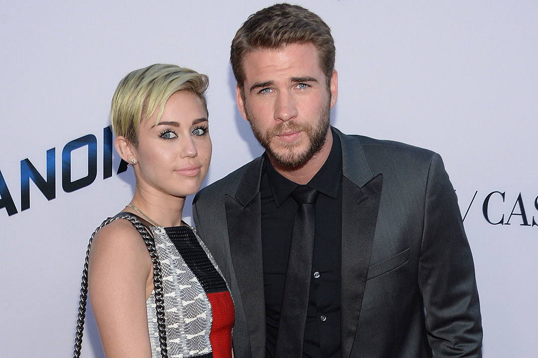 liam hemsworth and miley cyrus relationship with her father