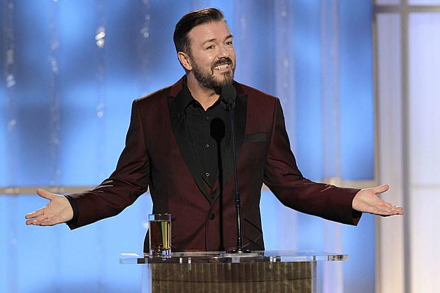 69th Annual Golden Globe Awards - Show