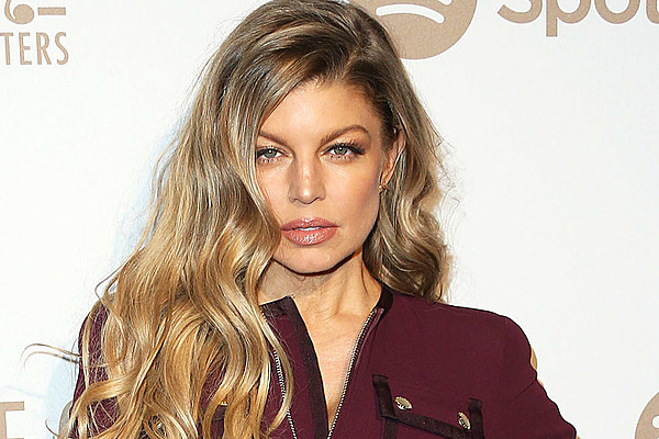 Fergie's Next Album Title Mistakenly Unveiled by Husband Fergie