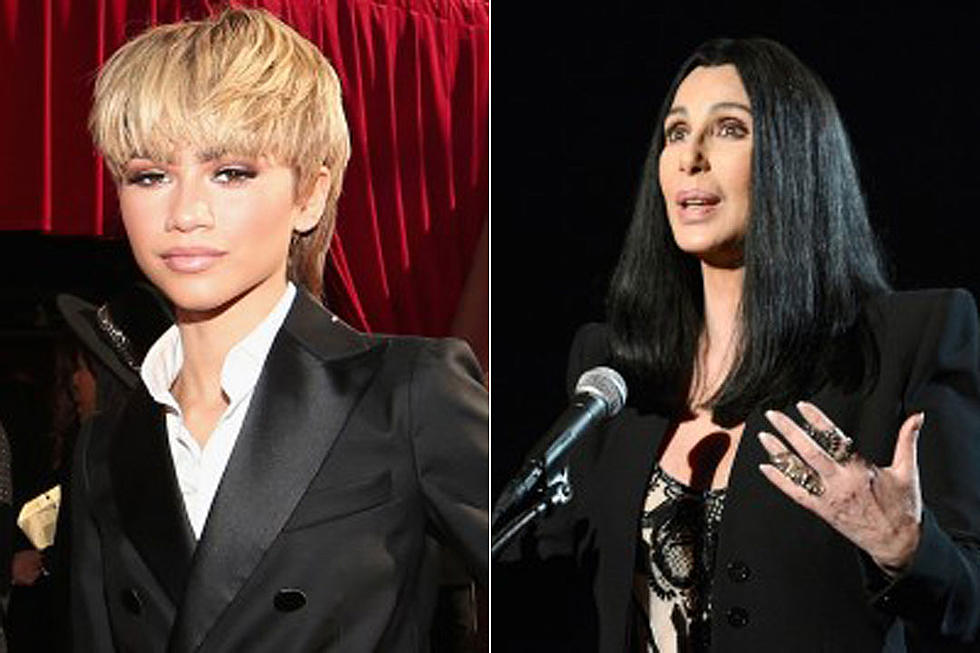 Cher and zendaya meet talk red carpet risks and industry sexism m4hsunfo