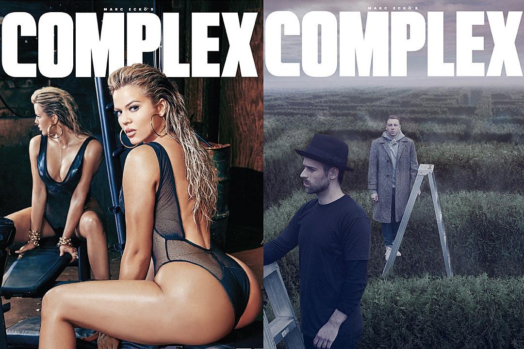 Steven Gomillion / Timothy Saccenti, Complex