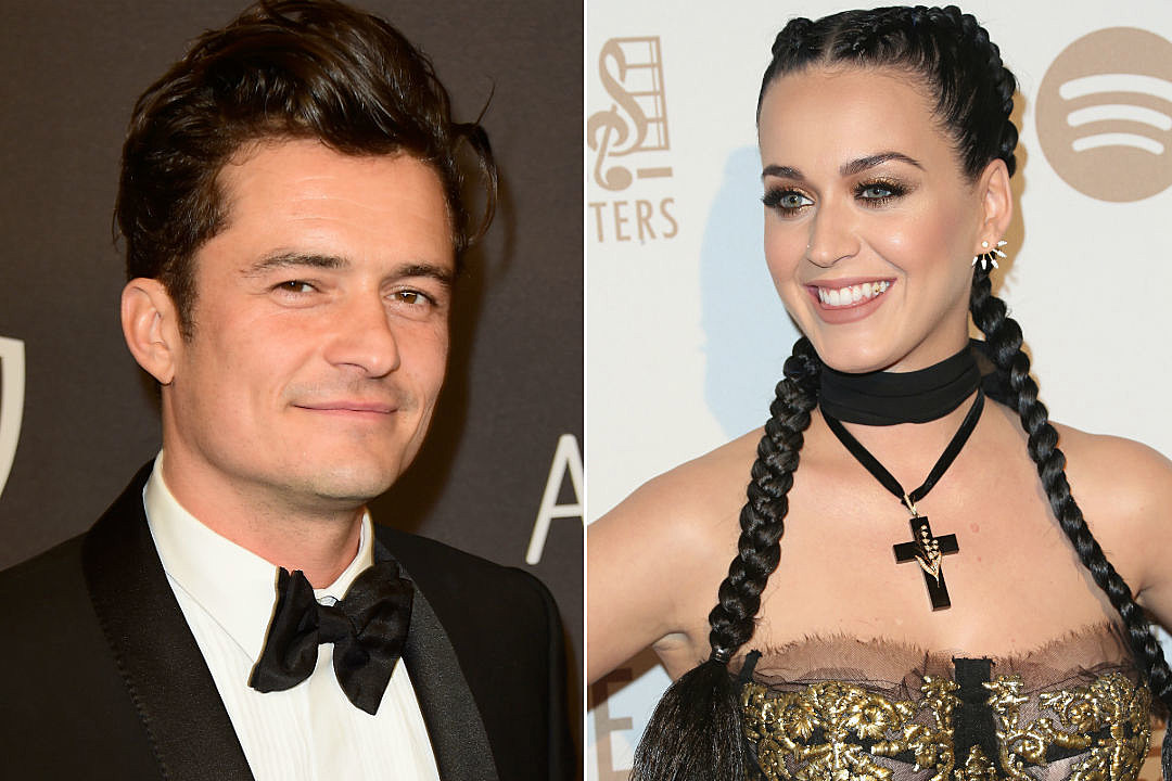 Is katy perry dating orlando bloom
