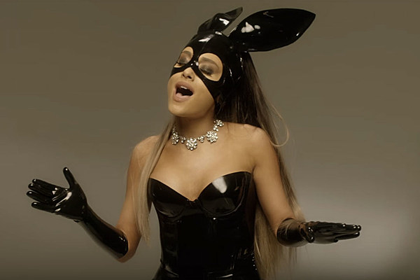 Ariana grande latex