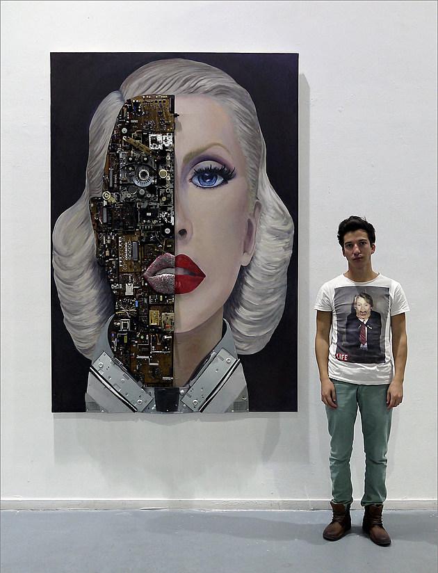 Bionic Painting