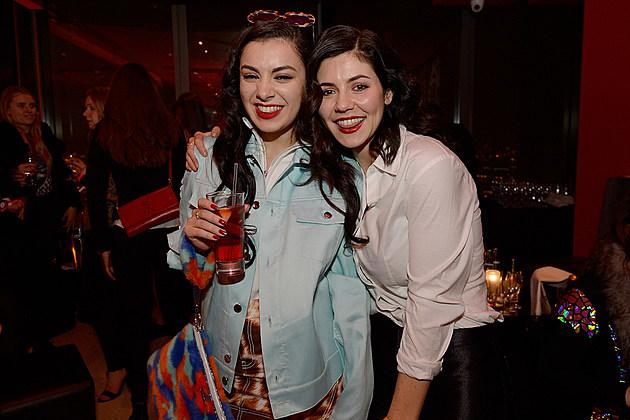 Charli Xcx And Marina Charli XCX Addresses M...