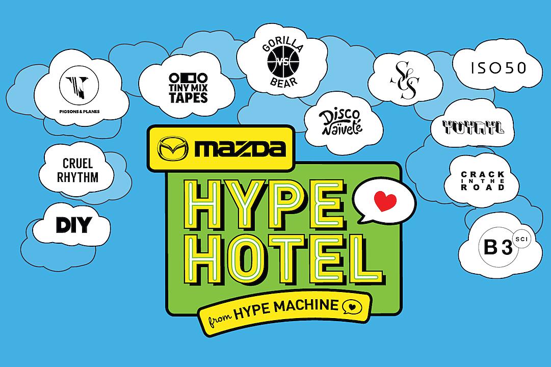 HypeMachine / Mazda
