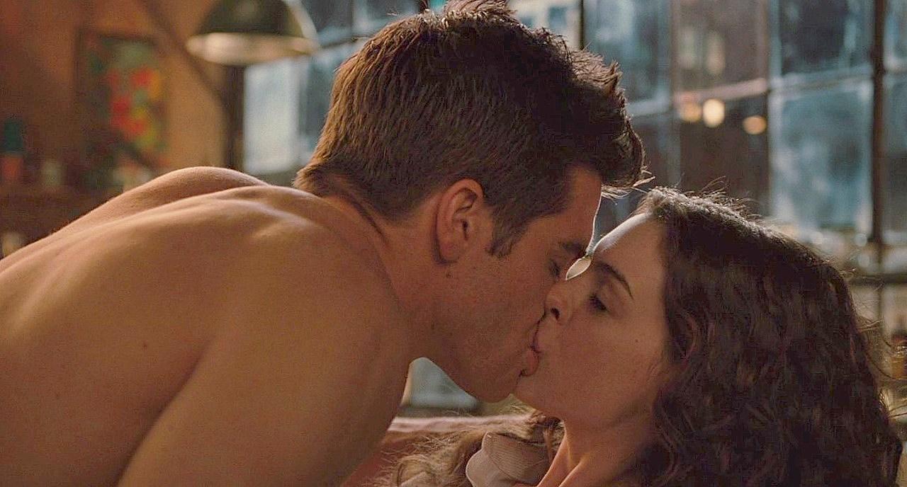 Actors on sex scenes