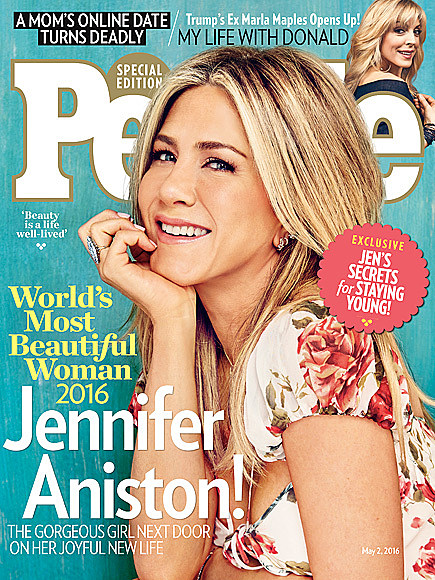 Jennifer Aniston People Most Beautiful