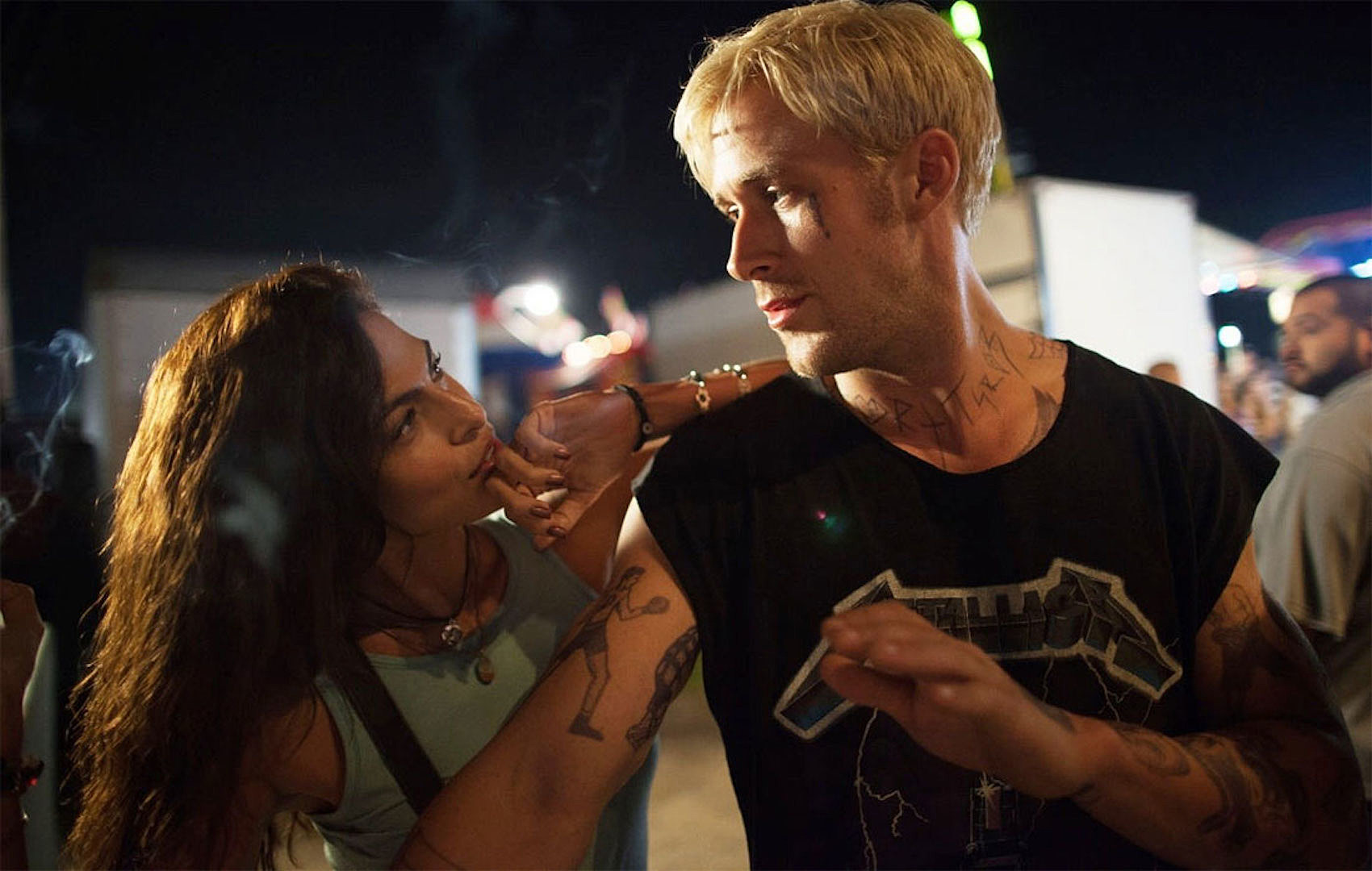 The Place Beyond the Pines Derek Cianfrance, 2012