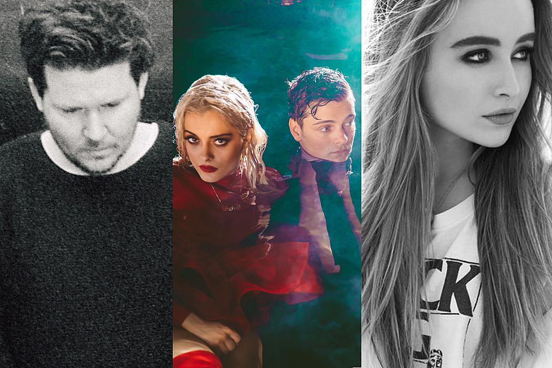 Martin Garrix Bebe Rexha Sabrina Carpenter Jarryd James Best Songs Of The Week 2016
