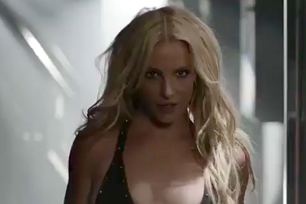 Britney Spears Strips Down in 'Private Show' Commercial