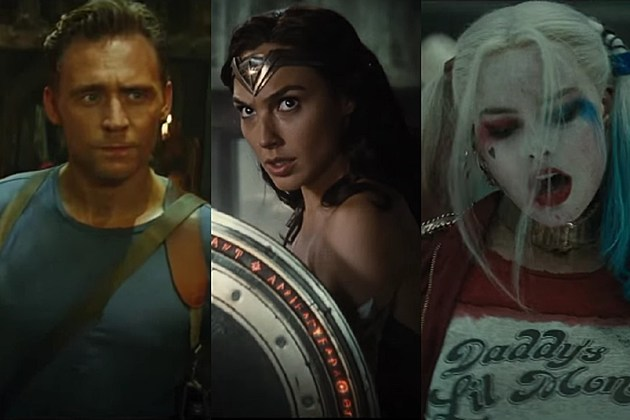 Comic Con 2016 Movie Trailers