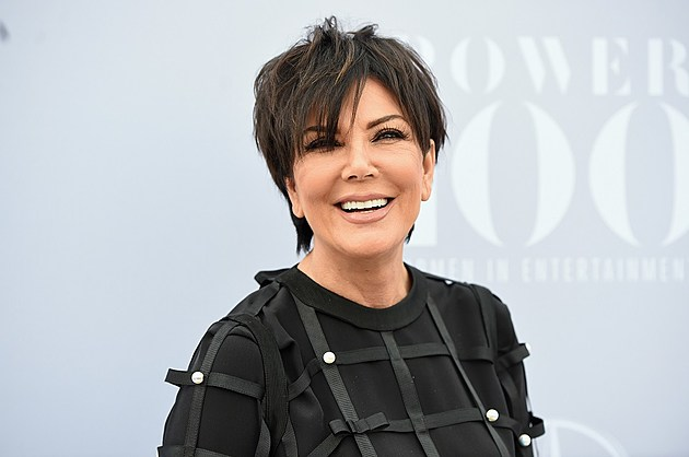 Kris Jenner The Hollywood Reporter Women in Entertainment