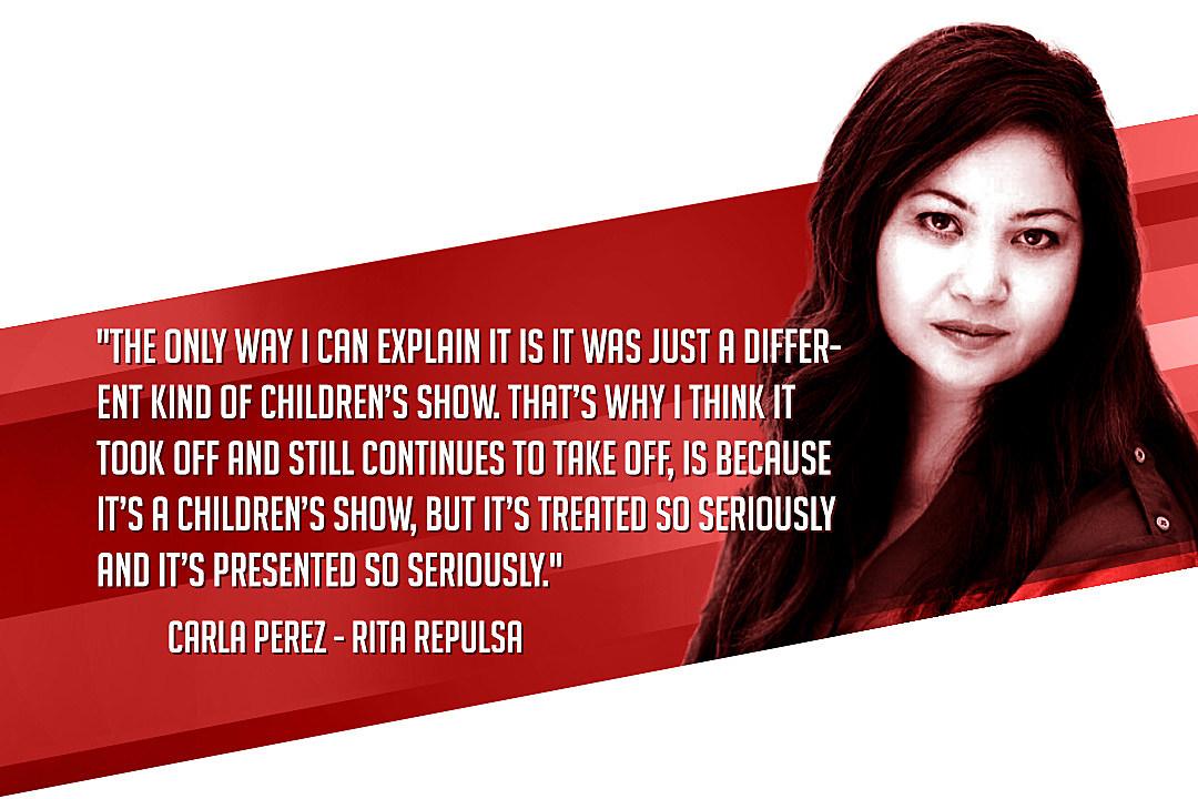 Rita Perez Power Rangers