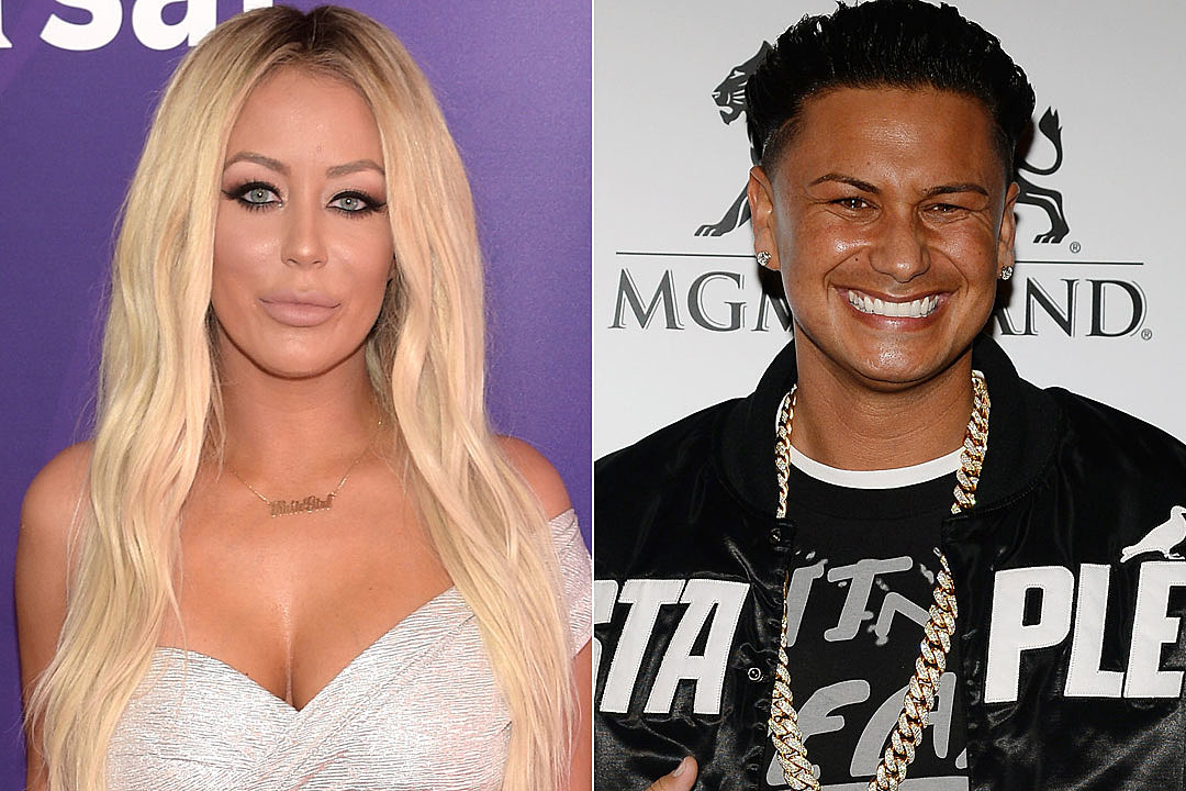 Aubrey O'Day Pauly D breakup split