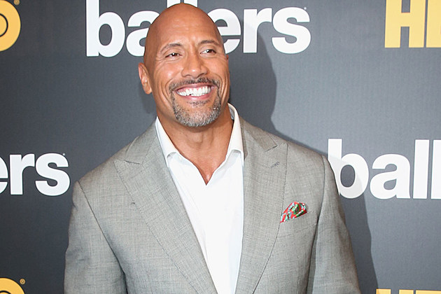 Dwayne The Rock Johnson candy asses instagram fast 8