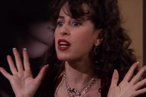 'Friends' Actress Explains Origins of Janice's Laugh