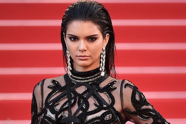 Kendall Jenner trypophobia