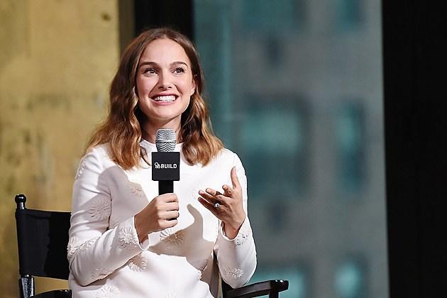 Natalie Portman AOL Event 2016