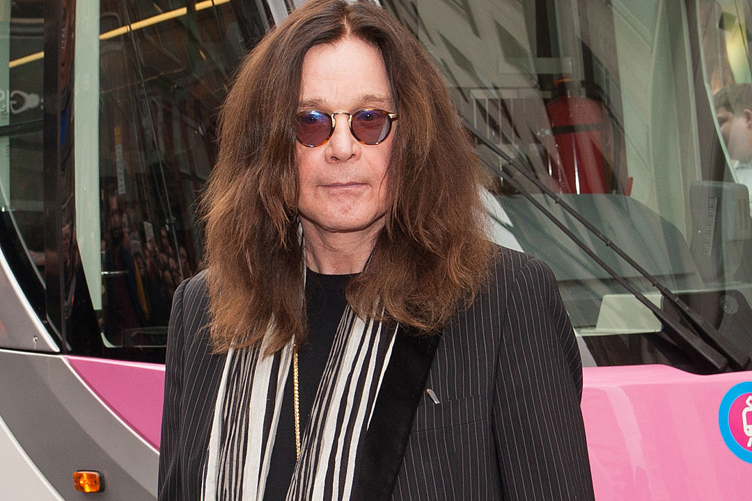 Ozzy Osbourne sex addiction