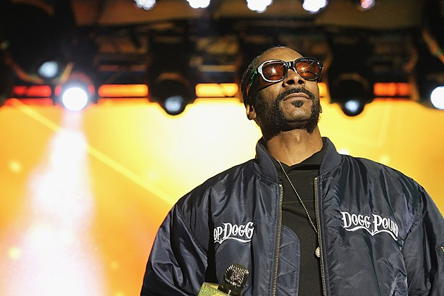 Snoop Dogg AOL NewFront 2016 At Seaport District NYC