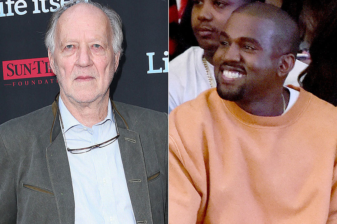 Watch Werner Herzog Deconstruct Kanye West's