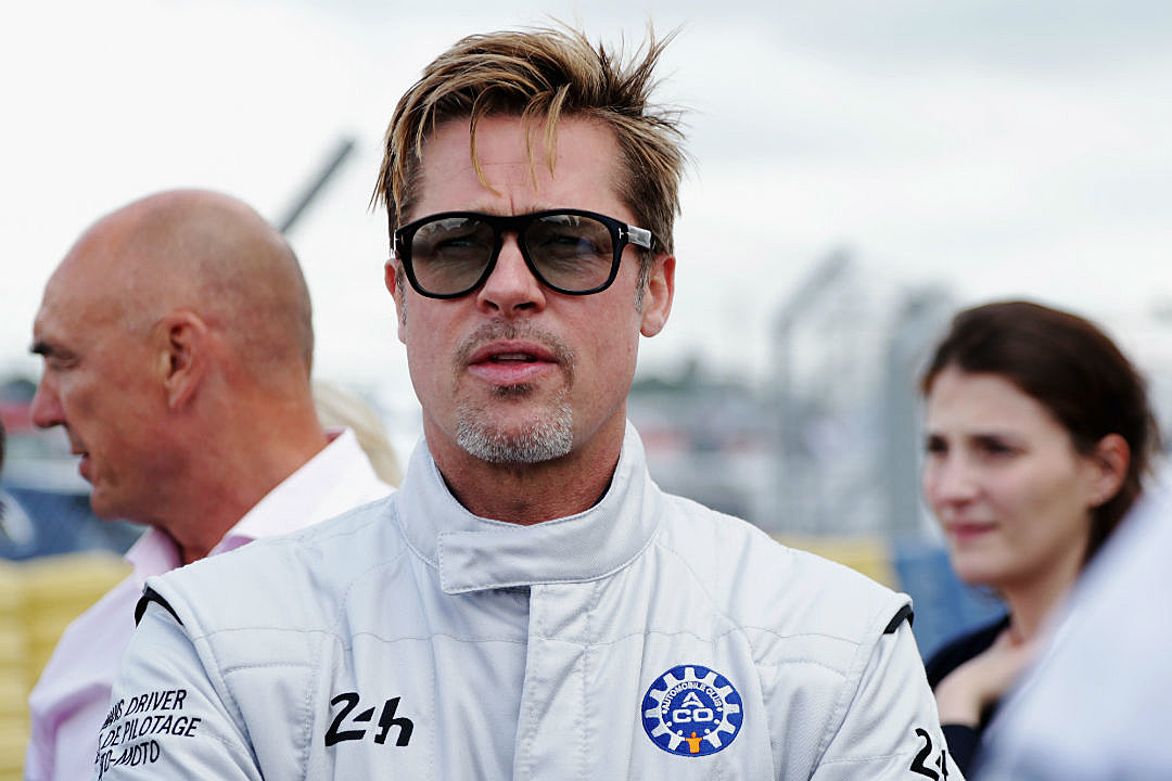 Image result for Brad Pitt Under Investigation For Alleged Child Abuse