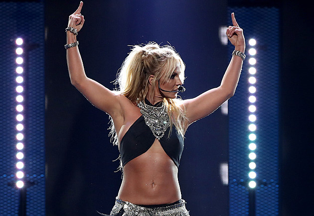 Britney Spears Conservatorship Jonathan Ross Show iHeartRadio Festival Music