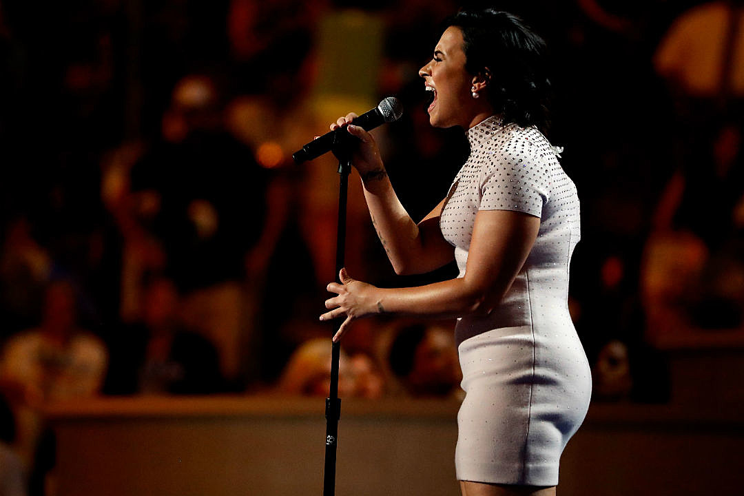 Demi Lovato Global Citizen Festival