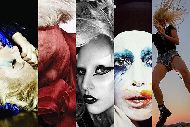 "Lady Gaga's Best Lead Singles: ""Just Dance,"" ""Bad Romance,"" ""Born This Way,"" ""Applause,"" ""Perfect Illusion"""