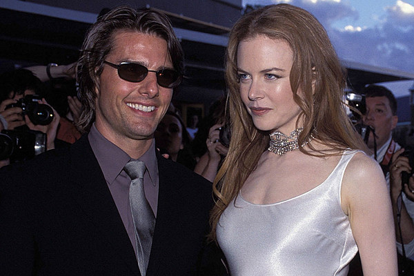 Nicole Kidman on Tom Cruise Marriage: 'I Look Back Now and ...