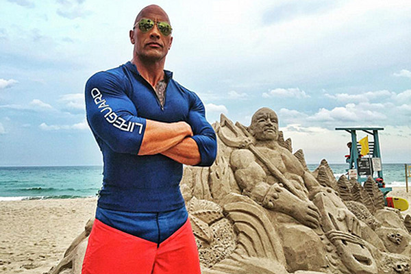 Dwayne 'The Rock' Johnson's Hottest Instagram Photos