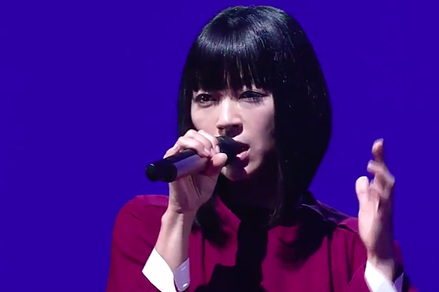 Utada Hikaru NHK Songs Tomodachi Friend Live Performance OBKR