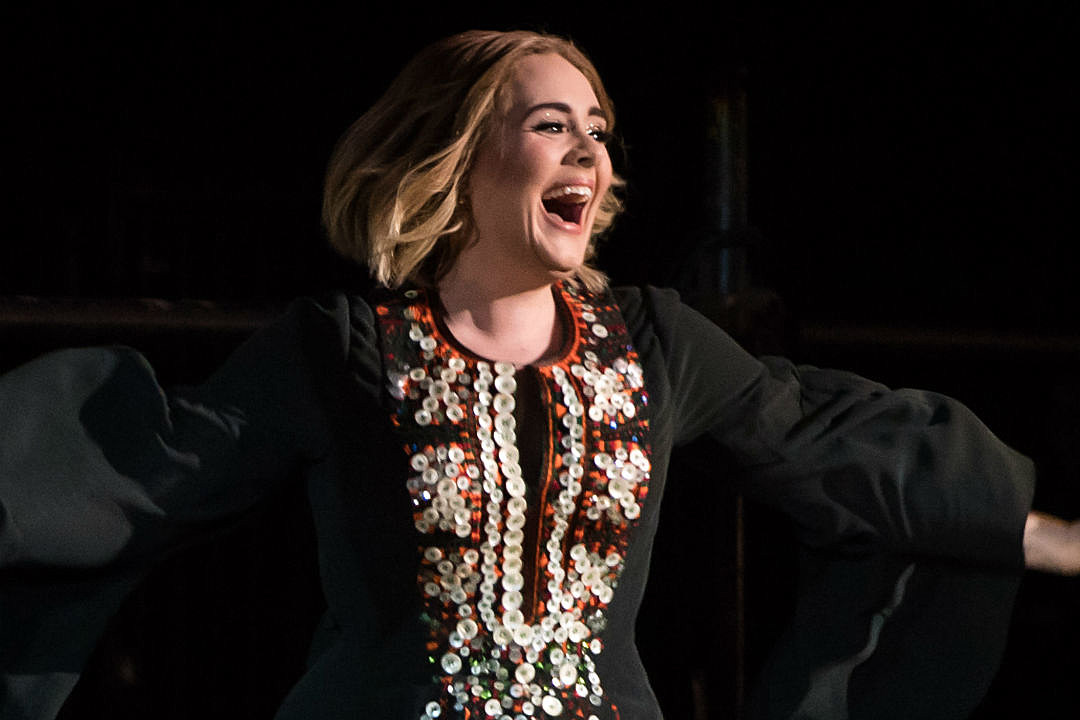 Adele Gets Unbeatable Five Year Anniversary Gift From