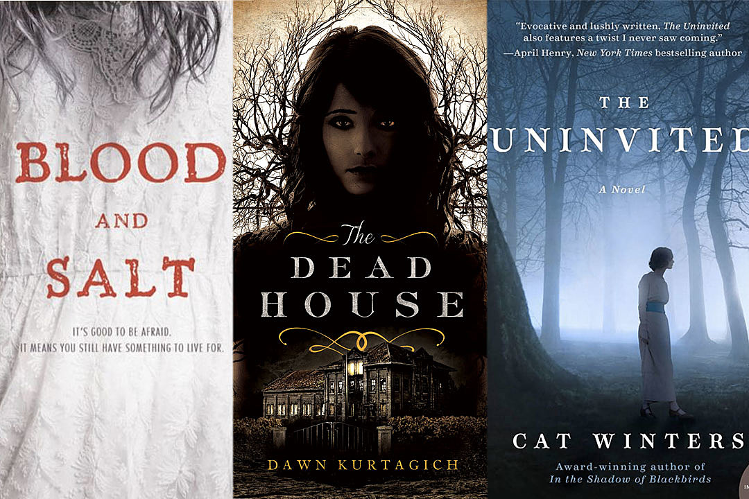 the 13 young adult books to read this halloween
